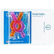 CURAPROX Handy Holder Color 3 ks - Mezizubní kartáček