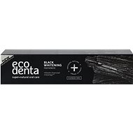 ECODENTA Extra Black whitening toothpaste with black charcoal and Teavigo™ 100 ml - Zubní pasta