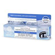 NATURA SIBERICA Přírodní černá bělící zubní pasta 100 g - Zubní pasta