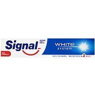 SIGNAL White System 75 ml - Zubní pasta