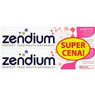 ZENDIUM Sensitive duopack - Zubní pasta