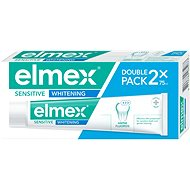 ELMEX Sensitive Whitening 2× 75 ml - Zubní pasta