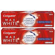 COLGATE Max White Expert Complete Fresh Mint 2× 75 ml - Zubní pasta