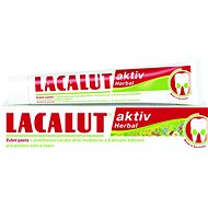 LACALUT Aktiv Herbal 75 ml - Zubní pasta