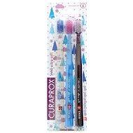 CURAPROX CS 5460 Ultra Soft, Zimní 3 ks - Zubní kartáček