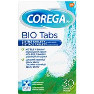 Corega Anti-bacterial 30pcs - Cleaning tablets