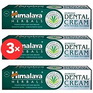 HIMALAYA s přírodním fluorem 3× 100 g - Zubní pasta