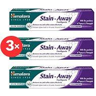 HIMALAYA Stain away 3× 75 ml - Zubní pasta