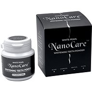 WHITE PEARL NanoCare Silver Charcoal bělicí pudr 30 g