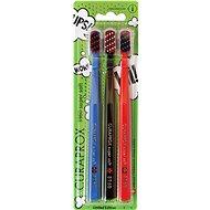CURAPROX CS 3960 super soft Mix barev 3 ks - Zubní kartáček