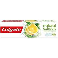 COLGATE Naturals Ultimate Fresh Lemon 75 ml