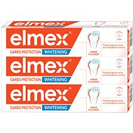 ELMEX Caries Protection Whitening 3 × 75 ml