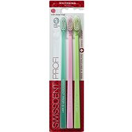 SWISSDENT Whitening Soft Trio Pack Basel Soft 3 ks - Zubní kartáček