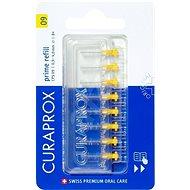 CURAPROX CPS 09 Prime Refill žlutý 0,9 mm, 8 ks - Mezizubní kartáček