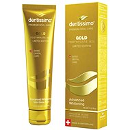 DENTISSIMO Gold Advanced Whitening 75 ml - Zubní pasta