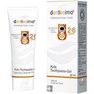 DENTISSIMO Kids 2–6 let 50 ml - Zubní pasta