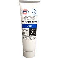 URTEKRAM BIO Mint Fluor 75 ml - Zubní pasta