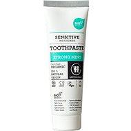 URTEKRAM BIO Strong Mint 75 ml - Zubní pasta