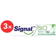 SIGNAL Bio Natural Freshness 3× 75 ml - Zubní pasta
