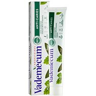 VADEMECUM Anti cavity + Natural 75 ml - Zubní pasta
