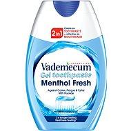 Zubní pasta VADEMECUM 2v1 Menthol Fresh 75 ml - Zubní pasta