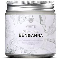 BEN&ANNA White Sensitive 100 ml - Zubní pasta