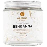 BEN&ANNA Orange Fluorid 100 ml  - Zubní pasta