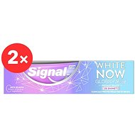 SIGNAL White Now Infinite Shine 2×  75 ml