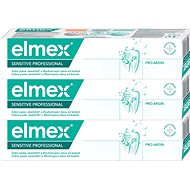 ELMEX Sensitive Professional 3 × 75 ml - Zubní pasta