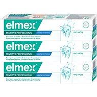 ELMEX Sensitive Professional Gentle Whitnening 3 × 75 ml - Zubní pasta