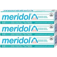 MERIDOL 3 × 75 ml - Zubní pasta