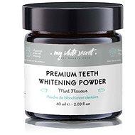 MY WHITE SECRET pudr pro bělení zubů 60 ml - Bělič zubů