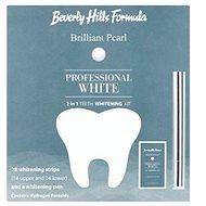 Bělič zubů BEVERLY HILLS Formula Professional White Whitening Kit