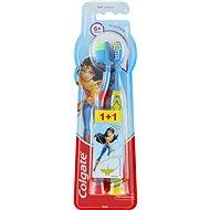 COLGATE Wonder Women (od 6 let), 2 ks - Dětský zubní kartáček