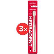 HERBADENT Professional Ultra soft 3 ks - Zubní kartáček