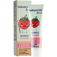 VADEMECUM Bio Kids 1-6 Jahoda 50 ml - Zubní pasta