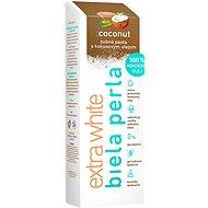 BIELA PERLA Extra White Coconut 75 ml - Zubní pasta
