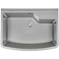 ZELVO Maximus 610 Gray - Utility Sink