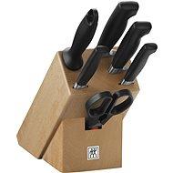 ZWILLING Four Star blok s noži 7 ks - Sada nožů