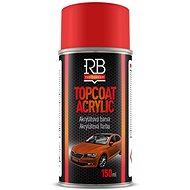 Rustbreaker - červená hot chilli metalíza 150 ml - Barva ve spreji