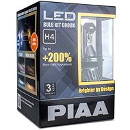 PIAA LED H4 6000K