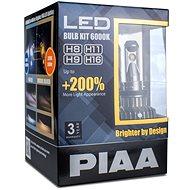 PIAA LED  H8/H9/H11/H16 6000K - Autožárovka