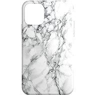 AlzaGuard – iPhone 11 Pro – Bílý Mramor