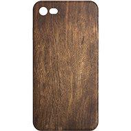 AlzaGuard - iPhone 7/8/SE 2020 - Tmavé dřevo