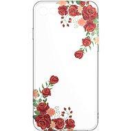 AlzaGuard - iPhone SE 2020 - Růže - Kryt na mobil