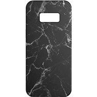 AlzaGuard - Samsung Galaxy S8 - Černý Mramor - Kryt na mobil