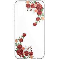 AlzaGuard - Samsung Galaxy A40 - Růže - Kryt na mobil