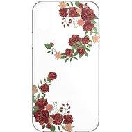 AlzaGuard - Apple iPhone X/XS - Růže - Kryt na mobil