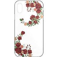 AlzaGuard - Apple iPhone XR - Růže