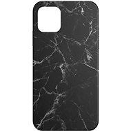 AlzaGuard - Apple iPhone 11 - Černý Mramor - Kryt na mobil